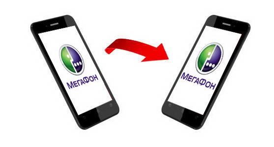 Как на Мегафоне перевести деньги с номера на номер